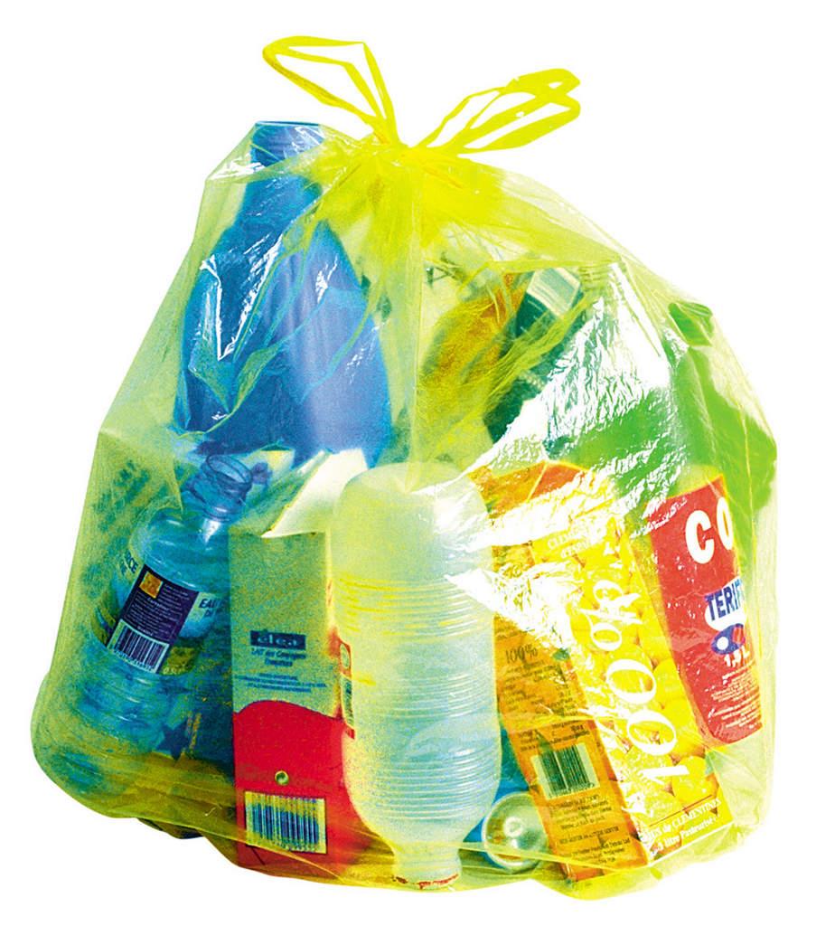 Récupération des sacs pour les recyclables e1ac74561b1